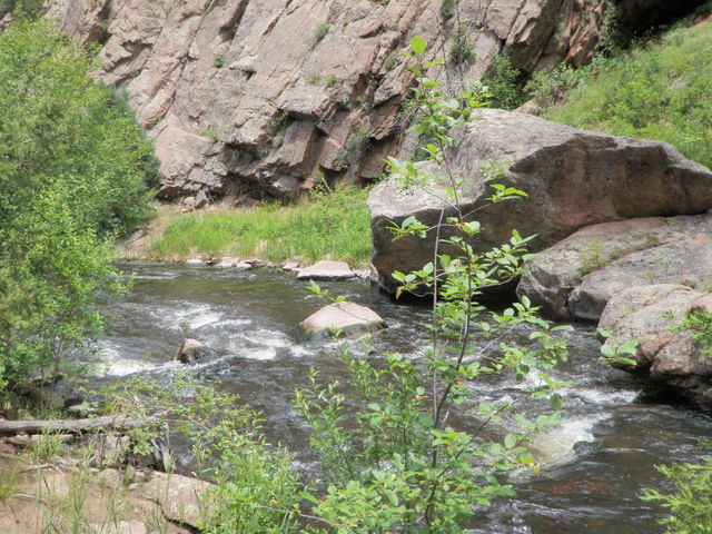 North fork of st vrain river 06 29 2013 dave weller 39 s for Fly fishing near me