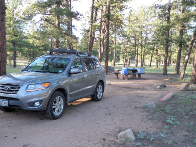 Round Mountain Campground