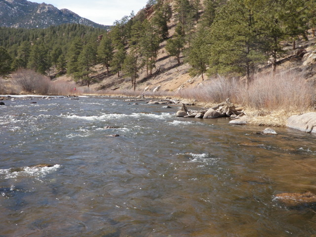 South Platte River Near Nighthawk
