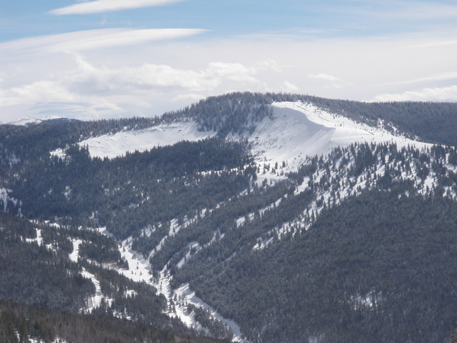 A Look at Blue Sky and Lovers Leap