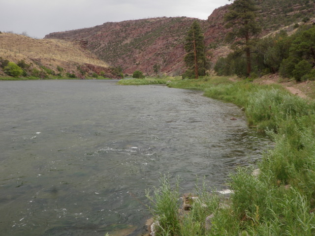 The Green River on Thursday