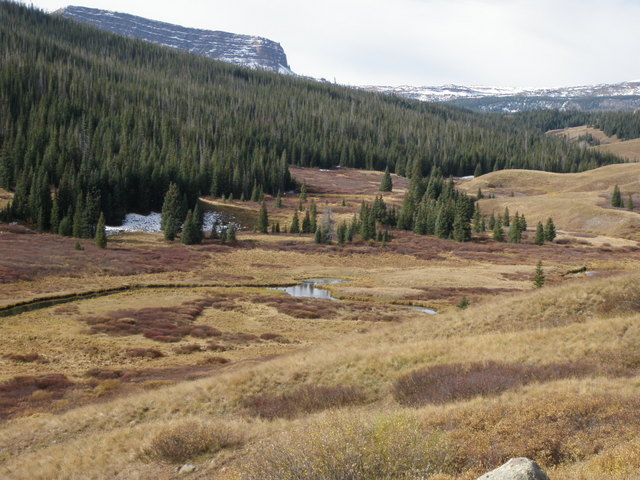 The Bear River Above Bear Lake